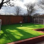 child friendly artificial grass
