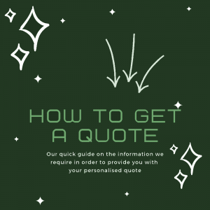 How to get a quote