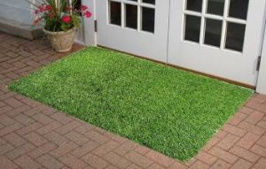 What to do with artificial grass offcuts?