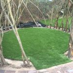 artificial grass glade