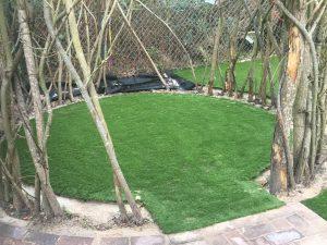 artificial grass glade
