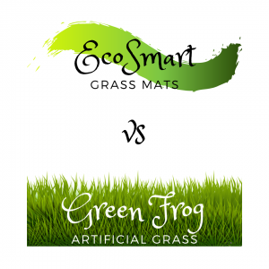 Artificial Grass vs Grass Mats